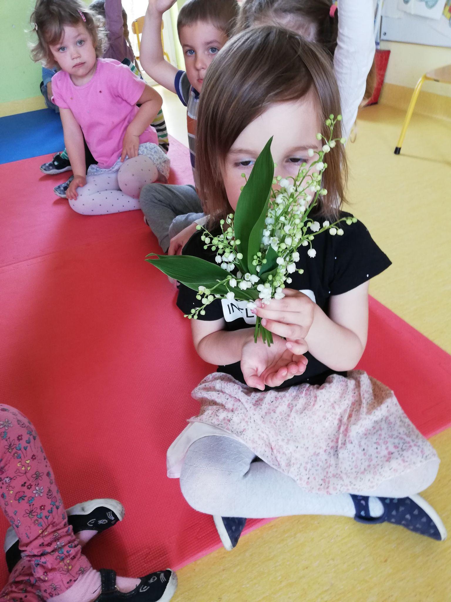 Wiosenne kwiaty u Plastusiów