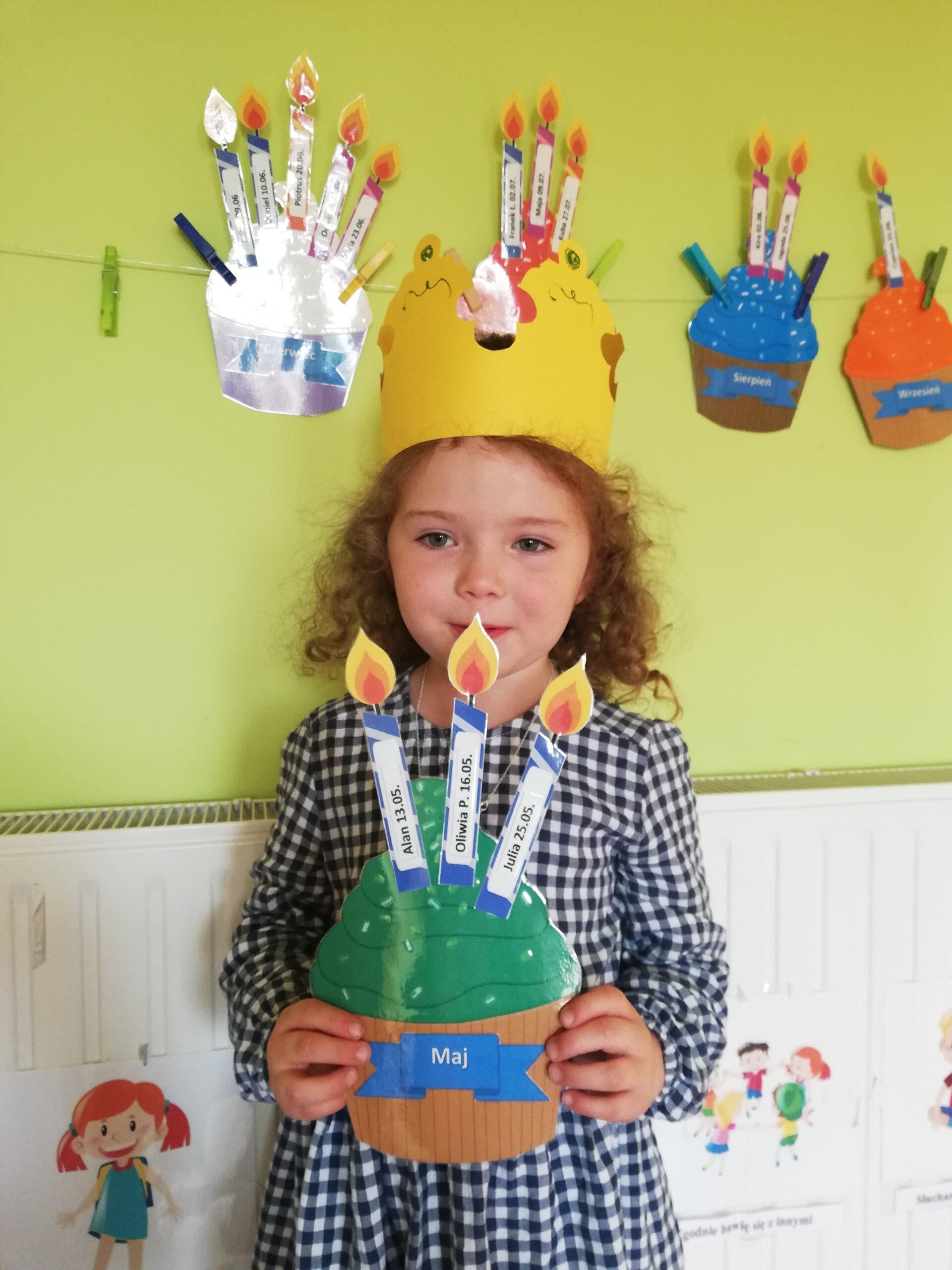 Urodziny Julki z Plastusiów