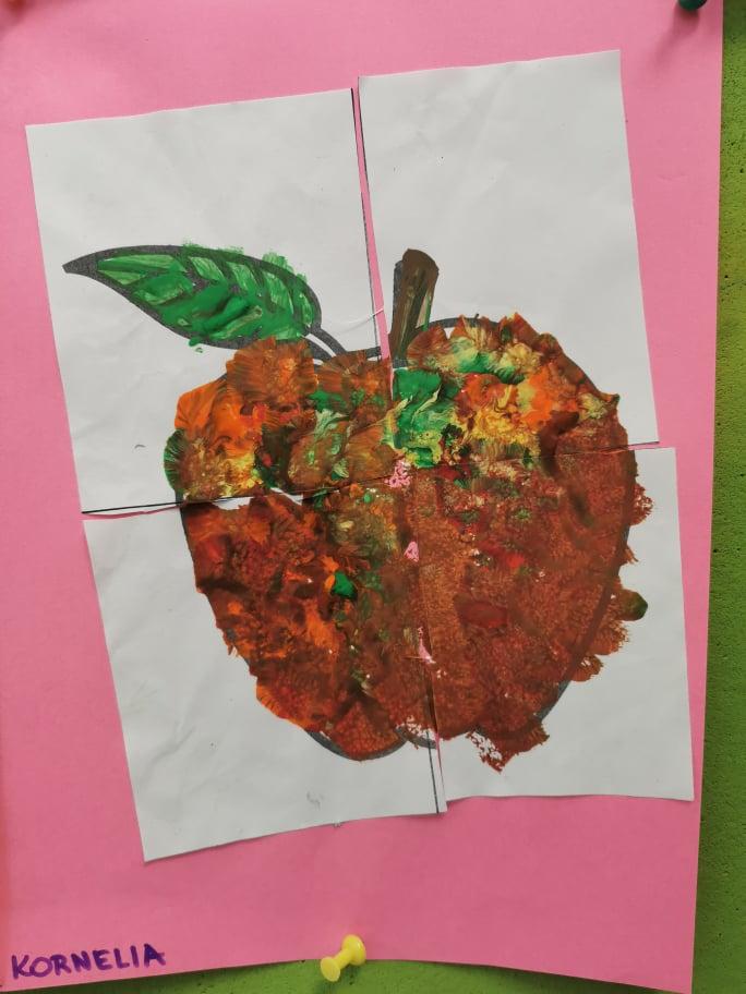 Poszukiwacze i skarby jesieni: owoce