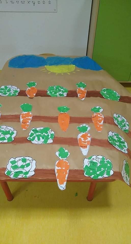 Zdobywcy: warzywa